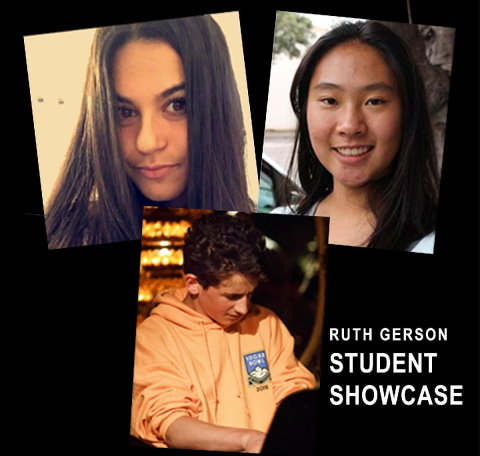 Ruth Gerson Student Showcase