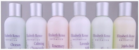 Row of Cleansers