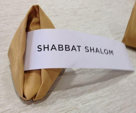 shabbat fortune cookie
