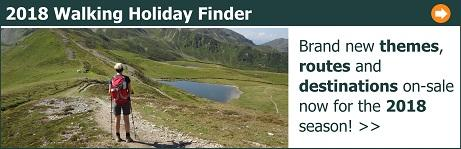 Walking Holiday Finder