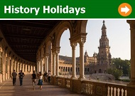 History Cycling Holidays