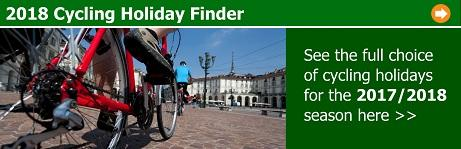 Cycling Holiday Finder