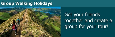 Group Walking Holidays