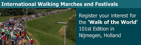 International Walking Marches