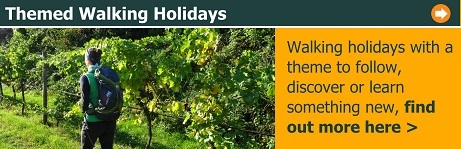 Themed Walking Holidays