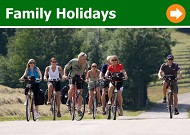 Family Cycling Holidays