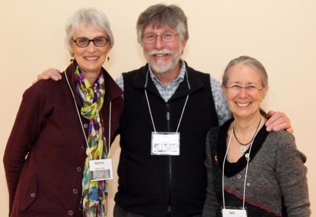 Kathryn Craig, Bob Heath & Beth Buchanan