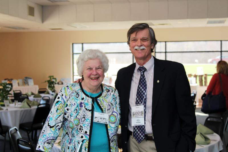 Virginia Goodell & Steve Zabor