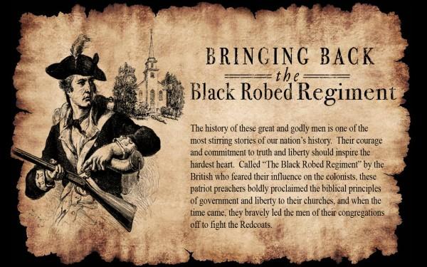 Image result for black robe regiment