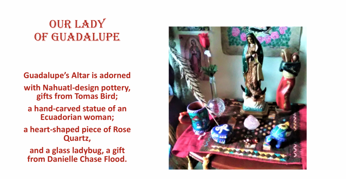 Edie Quinn's Altar