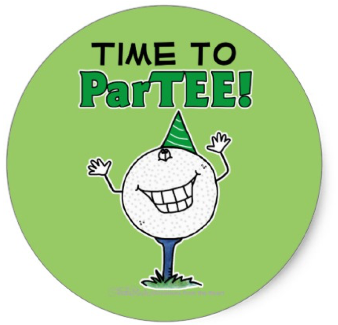 Time to Partee Logo