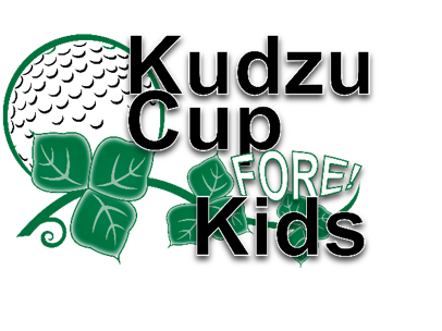 Kudzu Cup Fore! Kids Logo