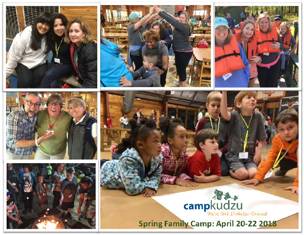 Photos from Spring 2018 Family Camp