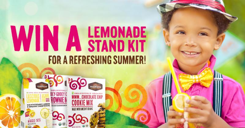 Lemonade Stand Contest