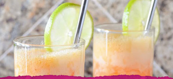 Agave Peach Moscow Mule