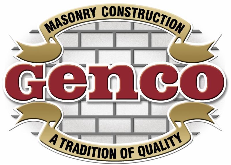 Genco Masonry Logo
