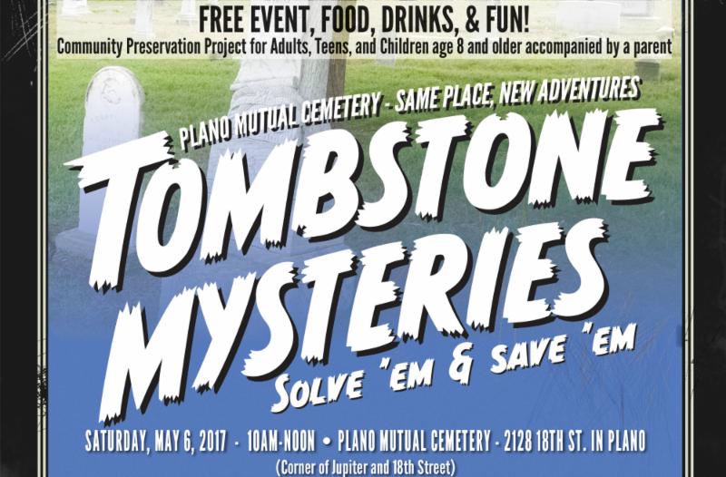Tombstone Mysteries headlines