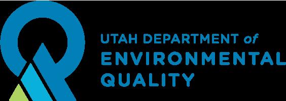 Utah Department of Environmental Quality Logo
