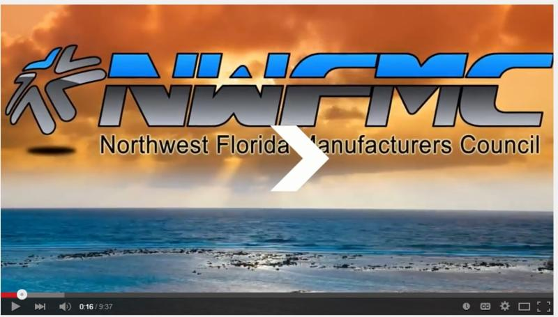 Manufacturing Opportunities in North West FL Video
