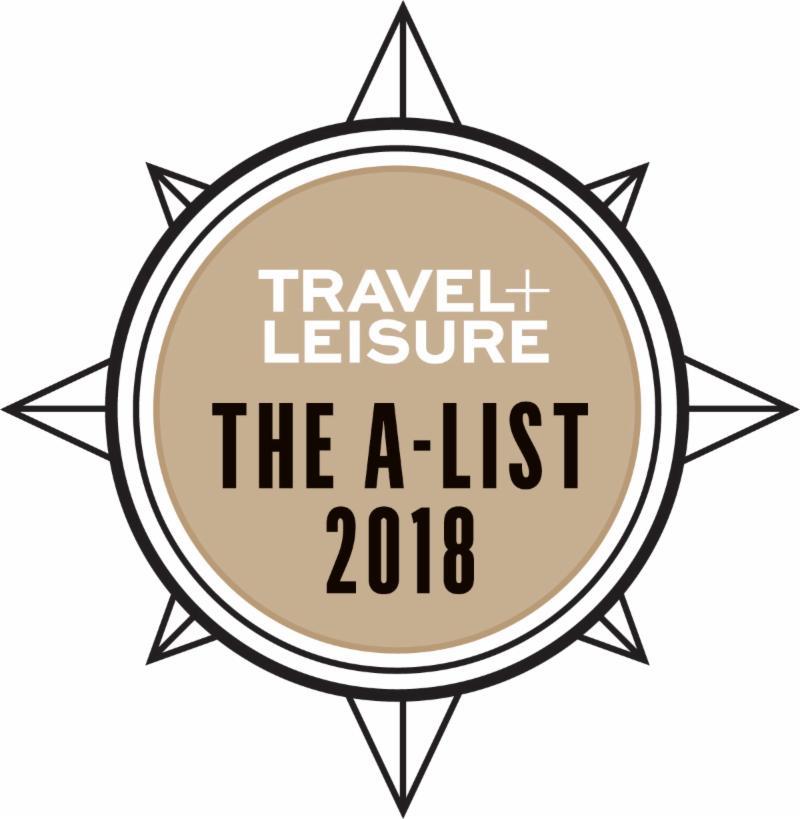 Travel + Leisure A-List 2018