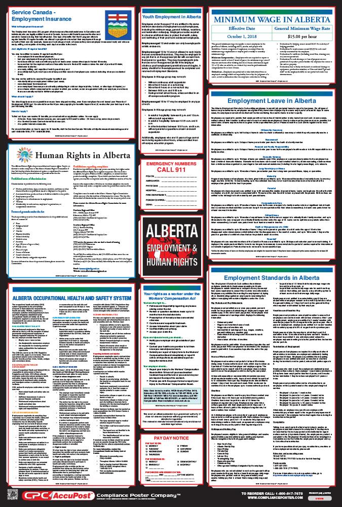 Canada Labour Code 2018