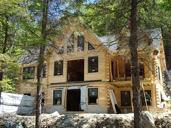 log home contractor tips