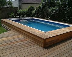 Is The Family Prepared For Changes Associate With Designing A Backyard Pool