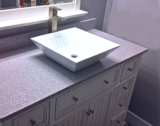 Sustainable Recycled Countertops