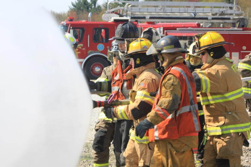 2015 Firefighter Training