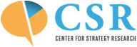CSR - Center for Strategy Research