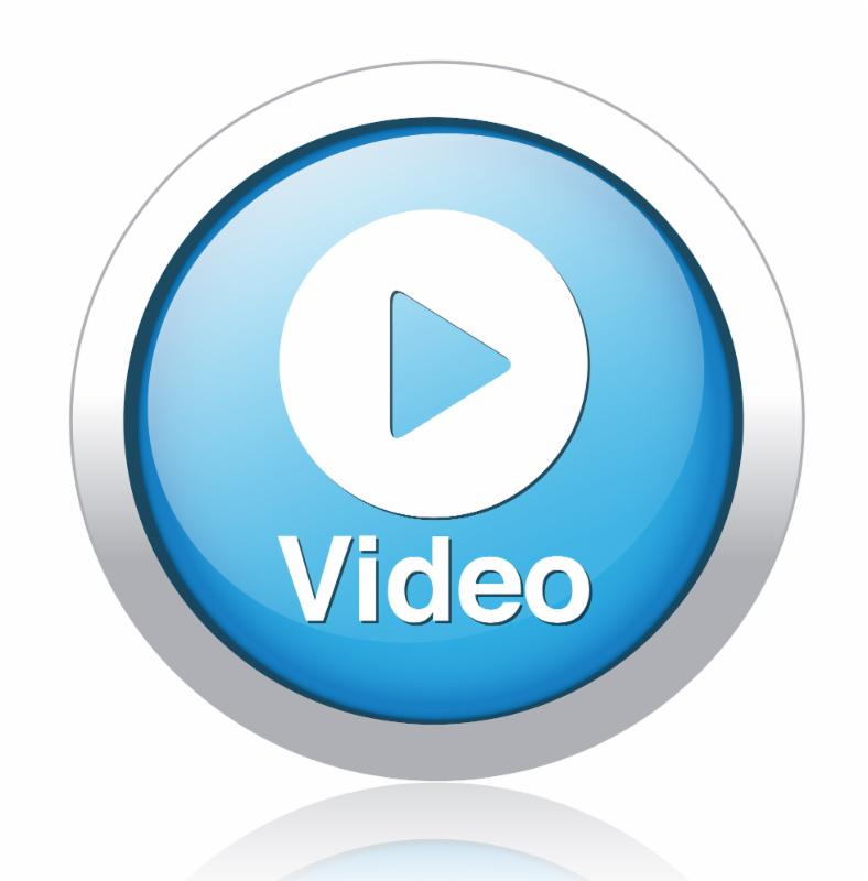 video button graphic