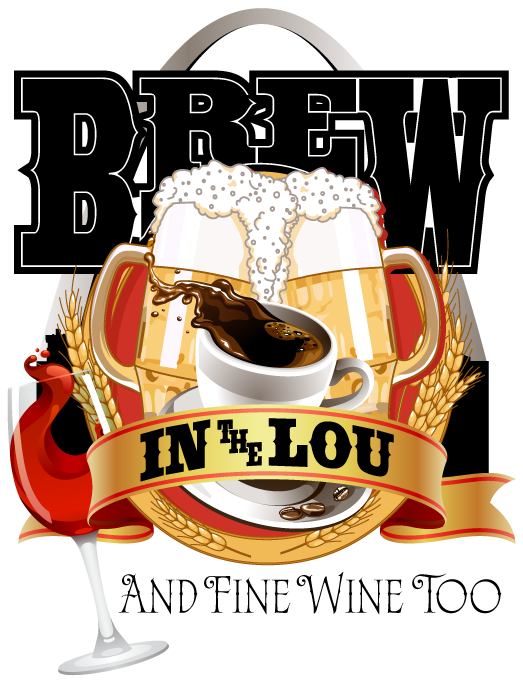 brew in the Lou logo