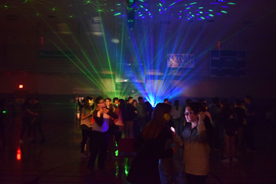 Team Milwaukee & BBYO's Silent Disco