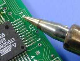 Point to point soldering and PCB Rework