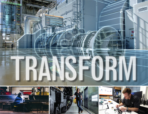GE Launch Global Digital Operations Center