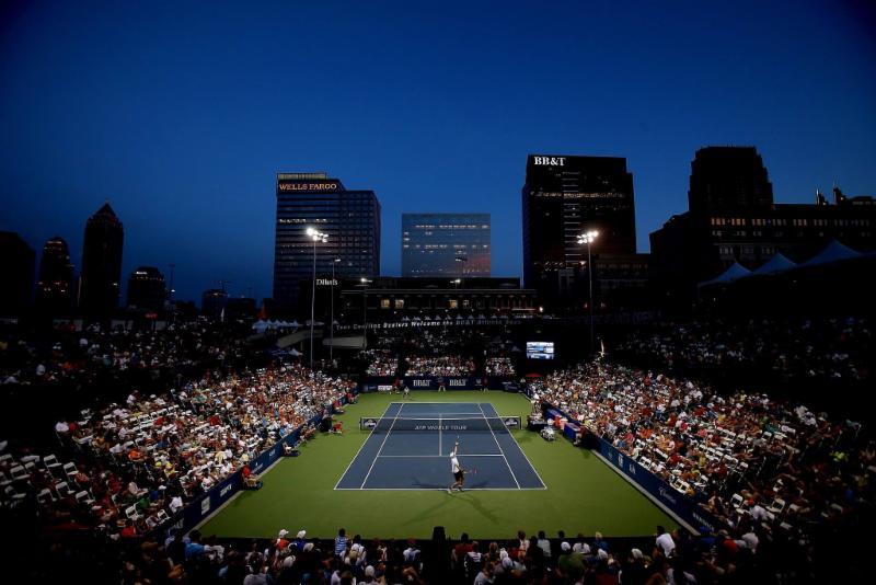 The 2016 BB&T Atlanta Open Tennis Tournament kicks off July 30
