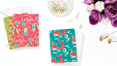 Say it With a Card: Reyn Paper Company