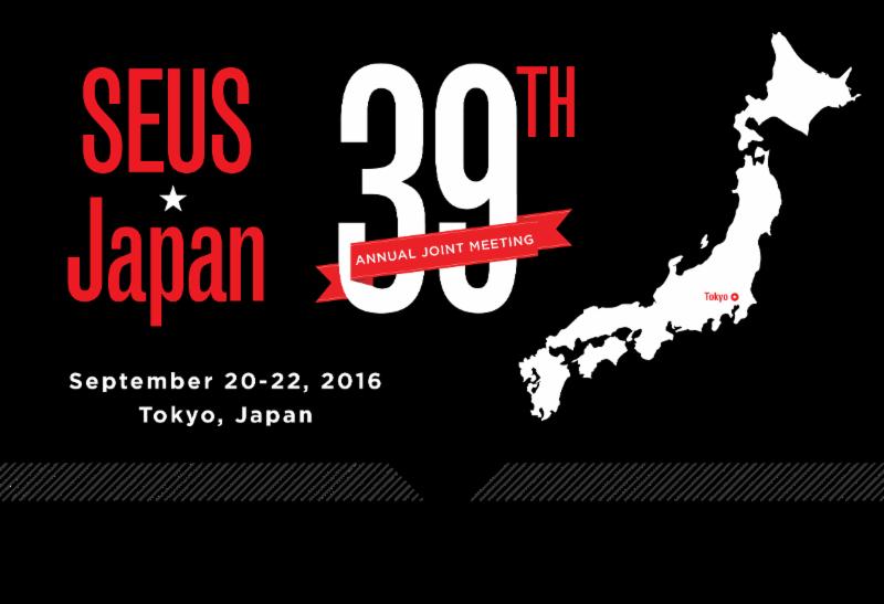 Register now for SEUS Japan 2016