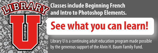 See what you can learn at Library U.
