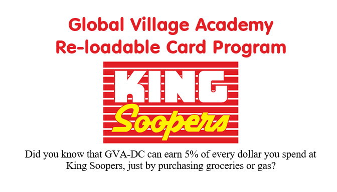 image with king sooper logo and reloadable card information