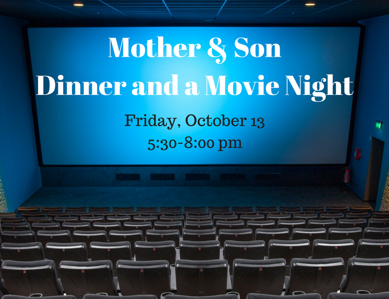 Mother and Son Movie Night | Global Village Academy