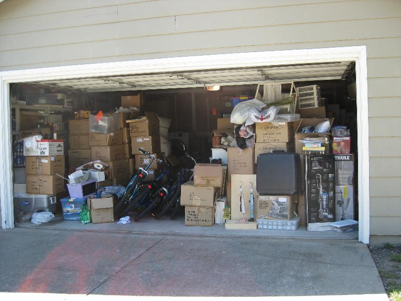 Clean Out And Organize The Garage Simply Organized