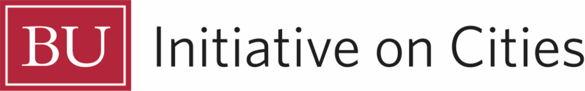 Initiative on Cities logo