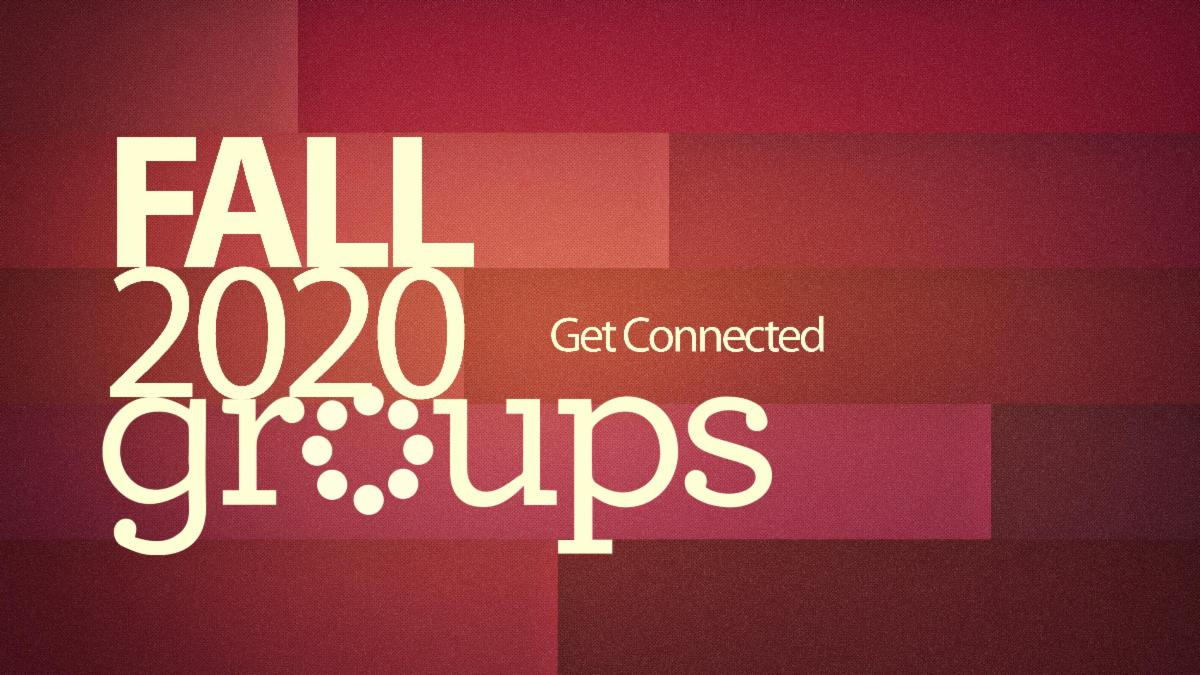 Fall 2020 Groups