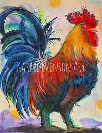 Evenson painting