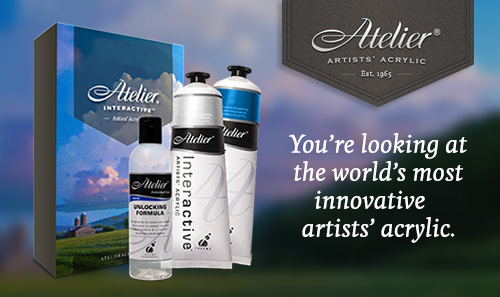Go into the draw to win an Atelier Interactive Prize Pack by letting us know your thoughts
