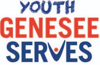Youth genesee serves logo