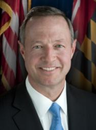 Martin O'Malley - Governor of Maryland