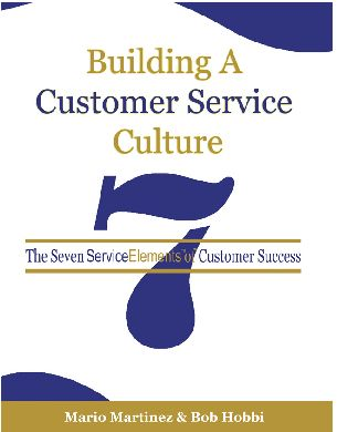 7 Service Elements of Success