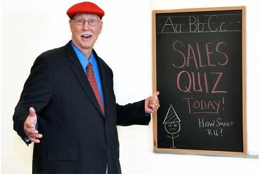 Red Cap Sales Quiz